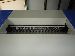 Home Paper Shredders by Industrial Paper Shredder Smbz 10 0 Sasco India Manufacturer
