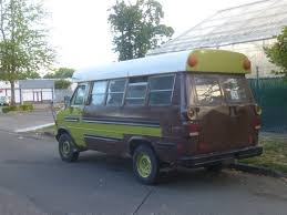 cc outtake chevy van ex bus u2013 you really want to see this