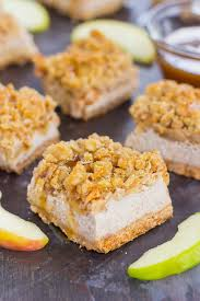 Pumpkin Bars With Crumb Topping Caramel Apple Cheesecake Bars Pumpkin U0027n Spice