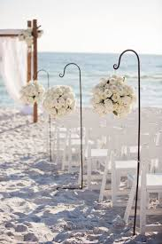 wedding tables beach wedding centerpiece decorations beach