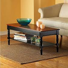 Country Coffee Table Convenience Concepts Country Coffee Table