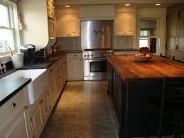 oak kitchen island solid oak kitchen island with oak butcher block island top