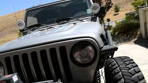 zombie hunter jeep my 2000 jeep wrangler tj follow up video youtube