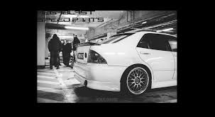 lexus altezza is300 rear bumper lip for lexus is toyota altezza megablast speed parts