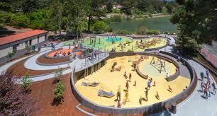 Mountain Lake Pool Design by Mountain Lake Park Playground Bohlin Cywinski Jackson Arch2o Com