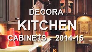 decora kitchen cabinet catalog 2014 15 at home depot youtube