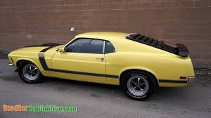 ford mustang for sale in sa 1970 ford mustang boss302 used car for sale in richards bay