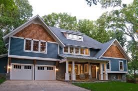 split level house siding ideas