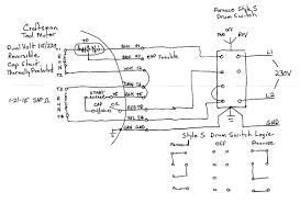 capacitor start motor wiring diagram hard stunning single phase