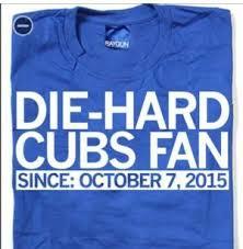 Cubs Fan Meme - on the bandwagon baseball julia