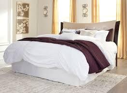 Jansey Upholstered Bedroom Set Modren Bedroom Sets Headboard Only Bed Queen With Design Ideas