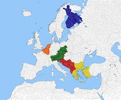 Bohemia Map Nationstates Dispatch Ages Of Europe Map Late Middle Ages