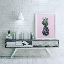 pineapple lovers rose rose quartz decor home white