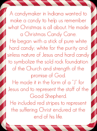 legend of the candy candy daycare candy canes christmas jesus and