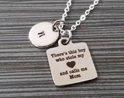 mothers day necklace personalized personalized jewelry gallery of jewelry