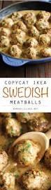 turkey meatballs in creamy mushroom swedish meatballs damn delicious