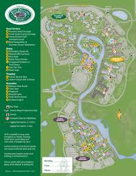 Tourist Map Of New Orleans by 2013 Port Orleans Riverside Guide Map Photo 1 Of 4