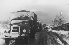 opel winter opel blitz 3to winter in russia world war photos