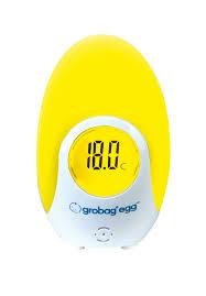 thermometre de chambre bébé thermometre pour chambre bebe le de la boutique etikolo