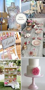 Shabby Chic Wedding Shower by 67 Best Cute Bridal Shower Ideas Images On Pinterest Wedding