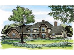 Hip Roof House Designs Radnoor Rustic Tudor Home Plan 038d 0199 House Plans And More