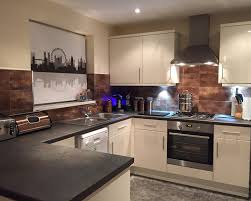 kitchen splashback ideas 9 striking kitchen splashback ideas from customers walls and floors
