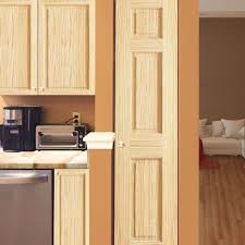 unfinished solid wood kitchen cabinet doors bay paneled solid wood unfinished colonial standard door