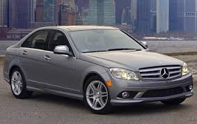 used 2008 mercedes c class for sale pricing features