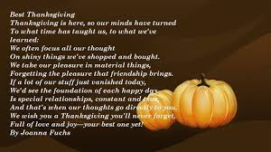 thankful poems for family and friends mypoems co
