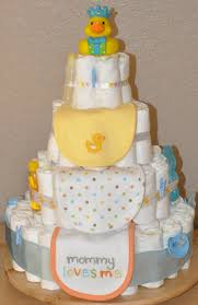 diaper cake mrs and momma