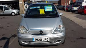 used mercedes benz a class elegance for sale motors co uk