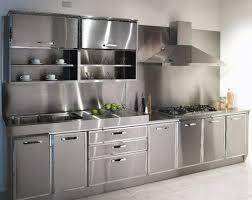 edelstahl küche edelstahl küche 58 elegante beispiele archzine net