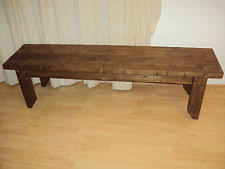 Solid Wood Benches Solid Wood Hallway Benches Ebay