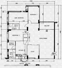 floor plans for tampines street 32 hdb details srx property