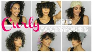 accessories for hair hair accessories for curly hair discocurlstv