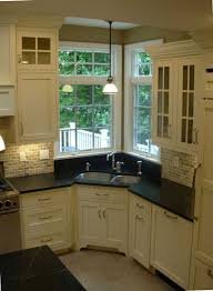 Corner Sink Kitchen Cabinet Awesome Corner Sinks For Kitchens Ideas And Sink Kitchen Cabinet