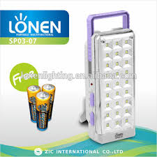 battery powered emergency lights lonen small battery powered rechargeable emergency light led buy