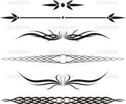 Decorative Line Clip Art Decoration Clipart Scroll Line Pencil And In Color Decoration