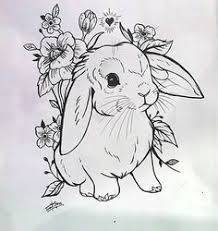 desain lop jagong cute as hell love a lop bunny design plus more florals bonus