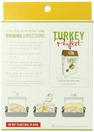 and flavor turkey brine flavor turkey brining bag grocery