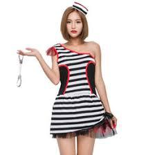 Prisoner Halloween Costume Women Discount Halloween Prisoner Costume 2017 Halloween Prisoner