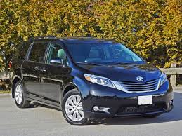 toyota sienna vsc light meaning 2015 toyota sienna xle awd road test review carcostcanada