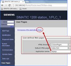 siemens s7 1200 web server tutorial from getting started to