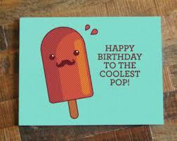 dad birthday card etsy
