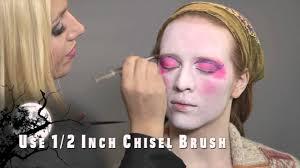 broken doll halloween makeup tutorial halloweenmakeup com youtube