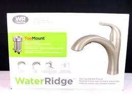 water ridge kitchen faucet manual water ridge pull out kitchen faucet troubleshooting water ridge