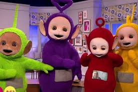 teletubbies babies called tiddlytubbies