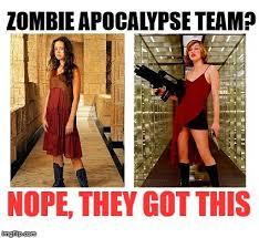 My Zombie Apocalypse Team Meme Creator - fancy my zombie apocalypse team meme creator my zombie apocalypse