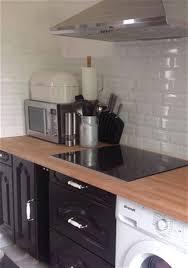 carrelage pour credence cuisine cuisine avec carrelage metro 3 carrelage pour credence cuisine