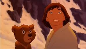 animated film reviews brother bear 2003 nice lessons